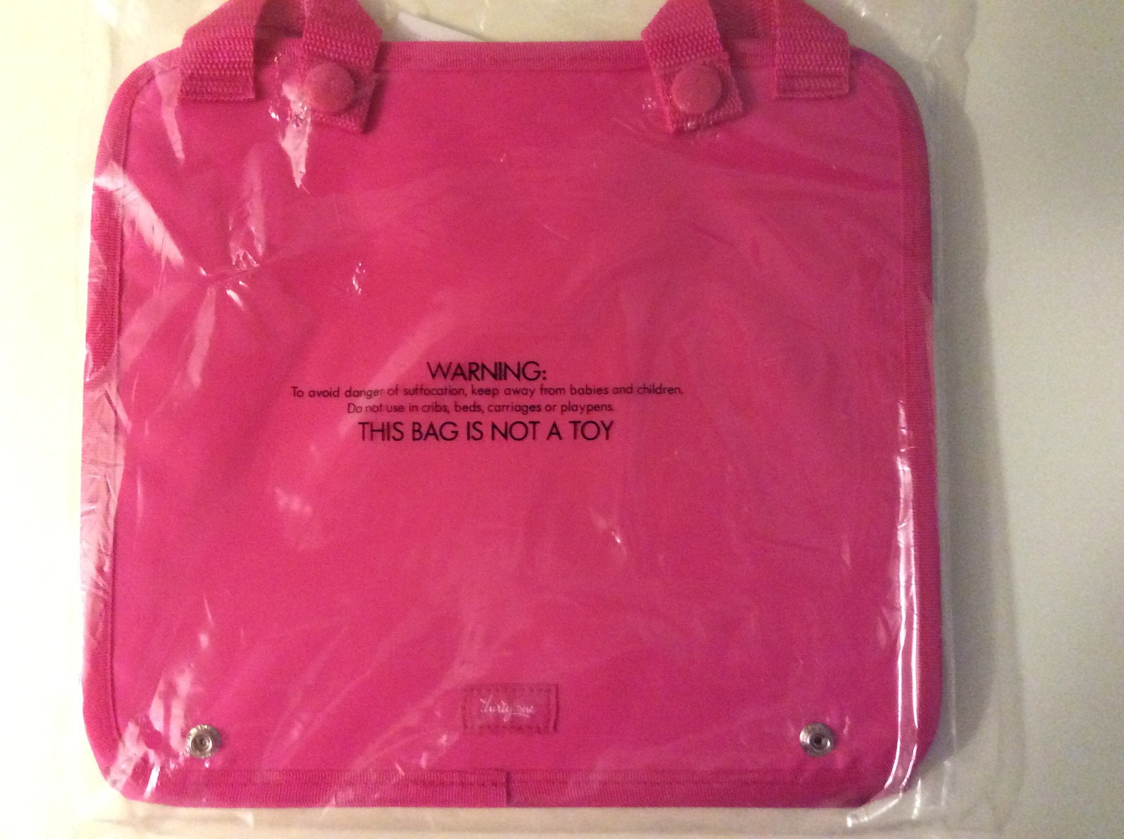 Thirty One Oh-Snap Pocket Pink Cross Pop