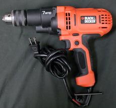 "Black & Decker DR560 7.0-Amp 1/2"" Corded Drill/Driver - $39.95"