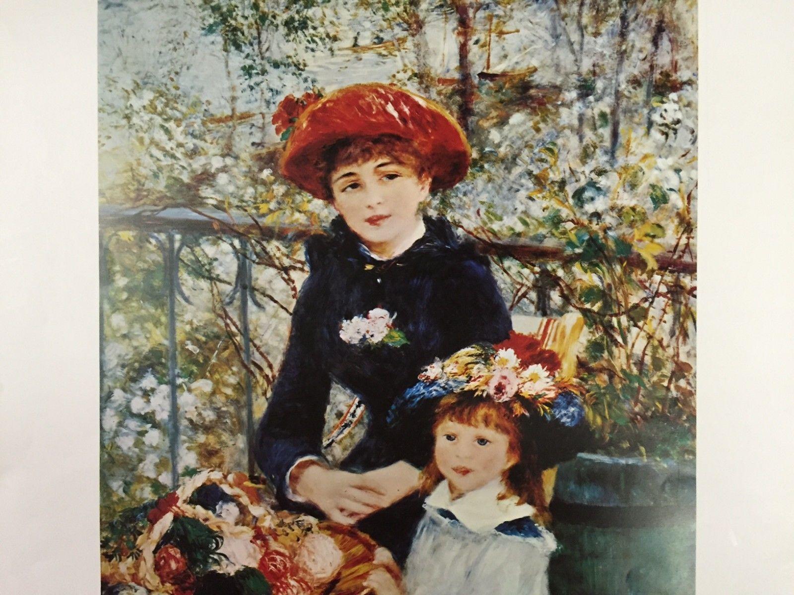 Auf Der Terrassee11 by Auguste Renoir