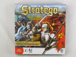 STRATEGO 2008 Board Game Milton Bradley 100% Complete Bilingual Excellent - $18.69