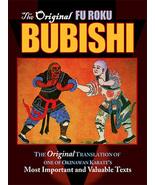 Original Fu Roku Bubishi Paperback Book japanese martial arts kobudo - $18.50