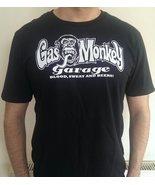 Gas Monkey Garage Fast N' Loud Black T-Shirt - Size Medium (38 inches) -... - $29.95