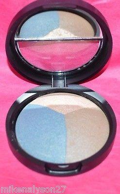 2 Laura Geller Baked Eye Pie Shadow Trio Blueberry Muffin .26 oz