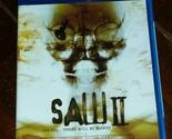 Saw II Uncut Edition on Blu-ray (2005) Free Shipping!