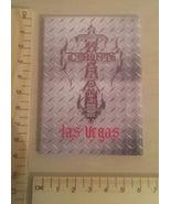 GENUINE BRAND NEW COUNT'S KROSS FRIDGE MAGNET - FULL COLOUR RED SIZE 3.5... - $9.95