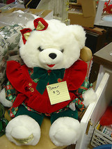 CHRISTMAS BEARS, ONE BOY, ONE GIRL - $5.90