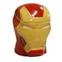 *Iron Man Head Molded Cookie Jar* - $52.79