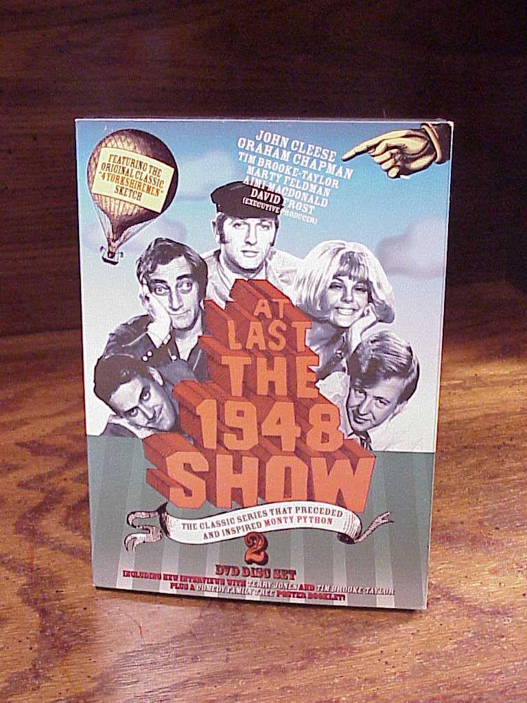 Last 1948 show dvd  1
