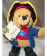 """Mini Bean Bag Pirate Pooh 8""""Disney - $15.99"""
