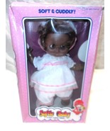 """Softie Baby African American Baby Doll 13"""" Slee... - $24.99"""