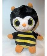 YooHoo & Friends Aurora Bumble Bee yellow black... - $14.99
