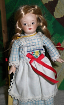 Playtown Dolls -The Porcelain Collection International Series  Holland - $13.00