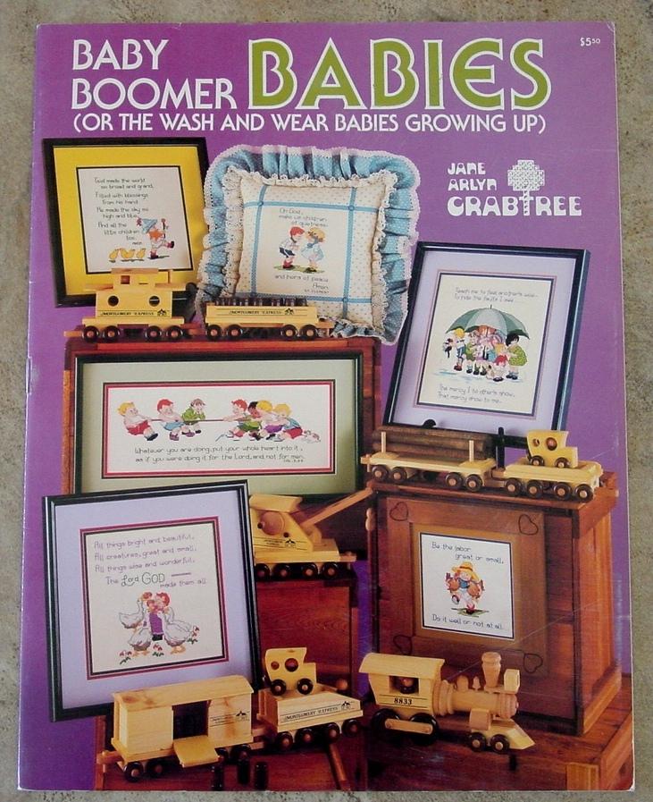 Baby boomer babies