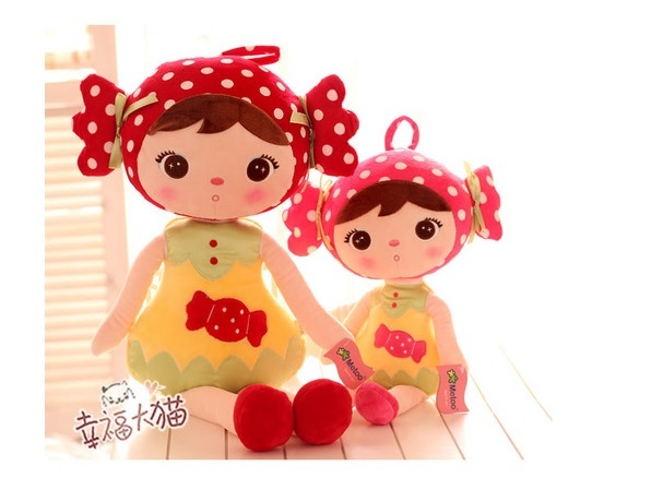 50CM Metoo Angela Cartoon Stuffed Plush Toys Dolls Children Birthday Gifts Kid