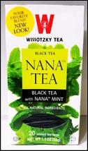 Wiissotzky Nana Tea KP - 20 tea bags - $6.99
