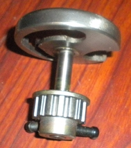 Singer Merritt 3130 Rotating Hook #445554 w/Pulley #445559 - $15.00