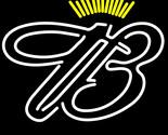 Budweiser crown neon sign 16  x 16  thumb155 crop