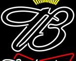 Budweiser bowtie crown neon sign 16  x 16  1 thumb155 crop