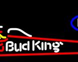 Nhra dragster bud king neon sign 16  x 16  thumb155 crop