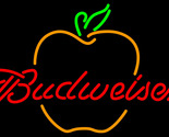 Budweiser great apple neon sign 16  x 16  thumb155 crop