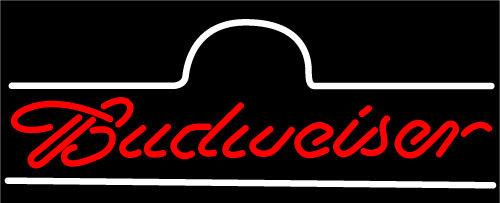 Budweiser marquee neon sign 16  x 16