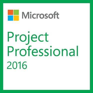 Primary image for Microsoft Project Professional 2016 32/64-bit (English)