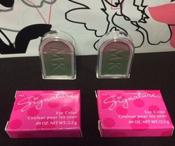 Lot of 3 MK Mary Kay Signature RAINFOREST Eye Shadow Color 603900 - $16.24
