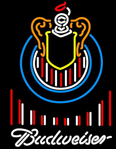 Budweiser neon sign 20  x 20