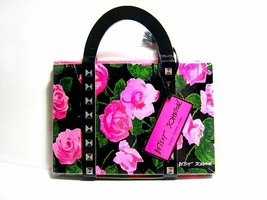 Roses (Pink/Black) - Betsey Johnson Series Notecards - Blank Note Cards - $2.00