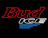Budweiser ice n.y. rangers neon sign 16  x 16  thumb155 crop