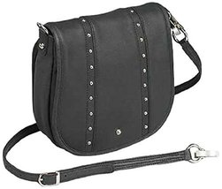 GTM-18 Simple Bling Black Concealment Purse - $106.91