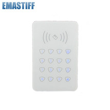 Free shipping Two-way arm/disarm keypad wireless with RFID reading disar... - $1.427,08 MXN
