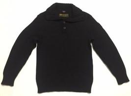 LORO PIANA & Paul Shark Knitting Style Pullover Sweater 100% Cashmere - $750.00
