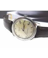 BENRUS Vintage tri Star self winding watch Switzerland Diamond Complete ... - $186.07