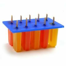 Norpro Frozen Ice Pop Maker With 24 Wooden Sticks Popsicle Maker Reusabl... - $32.14 CAD