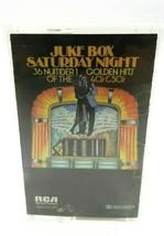 Juke Box Saturday Night Cassette Tape Golden Hits of the 40's - 50's - $19.99