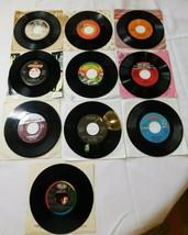 Lote De 10 Álbum Record Vinilo 13.7ms Tammy Wynette Freddie Hart Pointer... - $26.68