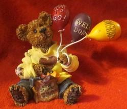 Boyd Bearstone Goodfer U Bear Way to Go 1999 - $13.36