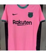 Barcelona 20-21 Away,  10# Messi, , soccer shirt, football jersey valent... - £31.85 GBP