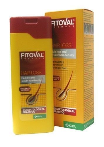 Fitoval Hair Loss Treatment Shampoo 100ml Anti hair loss/ BEST PRODUCT
