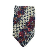 Vintage Missoni Cravatte Men's Silk Neck Tie Geometric Pattern Classic Shape - $23.24
