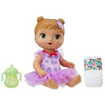 Baby Alive Dance Class Baby Ballet Doll (Brunette) 2018 Hasbro NIB/Sealed - $32.99