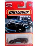 2021 Matchbox 2018 Bugatti Divo 39/100  Hyper Super Car   - $8.90