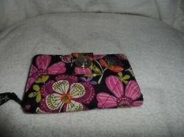 Vera Bradley turnlock wallet in Pirouette Pink - $26.50