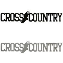 Cross Country Word - $22.00