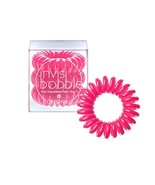 Invisibobble 3 Traceless Hair ring Ponytail tie holder, pink - $6.92