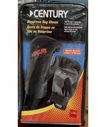 Century Neoprene Bag Gloves - L/XL - Light Bag Training - BRAND NEW IN P... - $24.74