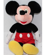 "Disney Parks 15"" MICKEY MOUSE Regular Outfit STUFFED PLUSH ANIMAL Soft Toy - $14.84"