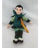 """Disney Mulan Warrior Bean Plush 8"""" Stuffed Animal Toy - $5.36"""