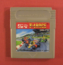 F-1 Race (Nintendo Game Boy GB, 1990) Japan Import - $4.50